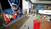 Hyperfairs Avatarlösung virtuelle Messe